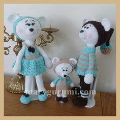 dans la boutique !! http://marygurumi.alittlemarket.com           ...