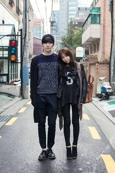 [Photography] love is to put a flash! The latest trend of street shooting couple LOOK! Lovers again Explosion street now!