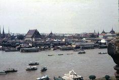 Siam, Thailand & Bangkok Old Photo Thread - Page 7 Thai Travel, Rooftop Pool, Pattaya, Old Postcards, Cool Pools, Where To Go, Old Photos, Bangkok, Night Life