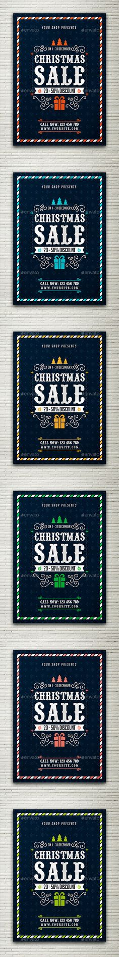 Christmas Sale Flyer Christmas Sale, Christmas And New Year, Computer Science Projects, Christmas Flyer Template, Event Flyer Templates, Sale Flyer, New Years Sales, Xmas Holidays, Shopping