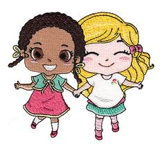 Best Friends Single Girl Friendship, Friendship Gifts, Tween, Machine Embroidery Designs, Best Friends, Applique, Teddy Bear, Crafty, This Or That Questions