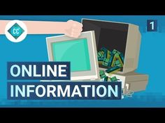 Introduction to Crash Course Navigating Digital Information Media Literacy, Literacy Skills, Information Literacy, School Librarian, Digital Literacy, History Education, Learning Resources, Critical Thinking, Current Events