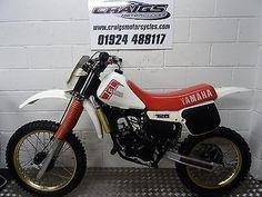 eBay: YAMAHA YZ 125J 1982 CLASSIC EVO MOTOCROSS BIKE AT CRAIGS MOTORCYCLES #motorcycles #biker