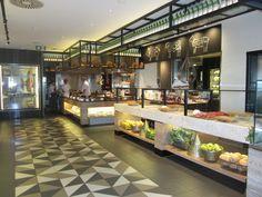 QT hotel, gold coast, Bazaar Restaurant