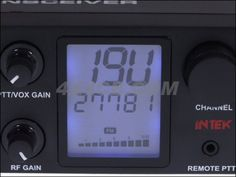 INTEK M-899 VOX UK CB Radio £96.00 http://www.4x4cb.com/public/item.cfm?itemID=1960