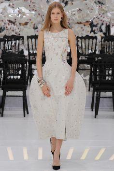 Défilé Christian Dior haute couture 2014-2015 #mode #fashion #hautecouture