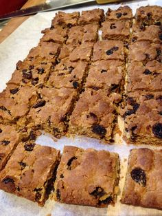 You are going to love this Sultana Slice with Brown Sugar Recipe and it& easy and delicious and another amazing old fashioned favorite. Baking Recipes For Kids, Cooking Recipes, Cooking Stuff, Sultana Cake, Fruit Slice, Healthy Groceries, No Sugar Foods, Biscuit Recipe, Holiday Baking