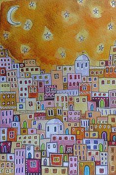 townscape (Janice MacDougall)