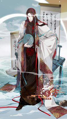 明四喜 Character Dress Up, Character Art, Character Design, Cute Anime Guys, Cute Guys, Food Fantasy, Anime Comics, Drawing People, Asian Art