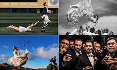 2014's best wedding photographs revealed  #DailyMail