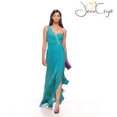 #blue #acquamarina #dress #longdress #abitolungo #elegance #fashion #springsummer2015 #specialoccasion #woman #look #outfit #style #moda #partydress #bridesmaid