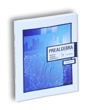 Prealgebra is a complete, ready-to-use package of lessons, examples, problem sets, homework, and tests needed for a full term course in prealgebra.