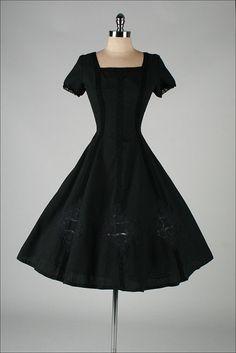 1950s windowpane lace