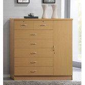 Found it at Wayfair - 7 Drawer Jumbo Chest - $180.00 apparently from the info in the reviews this piece does not come put together and apparently is not to easy to do either.