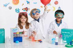Science for kids, delivered