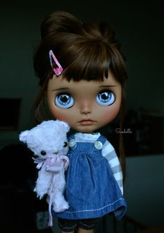 "https://flic.kr/p/EEeTdy | Evolet | Outfit and Teddy Bear by Henriette Jardín Dear Mary!, Evolet loves ""Lola"""""""""