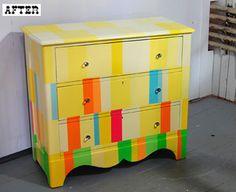 Chroma Lab Grid Dresser After
