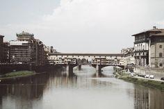 Ponte Vecchio Florencia, Italia