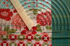 Awesome Baptist Fans quilting tutorial by Elizabeth Dackson of Don't Call Me Betsy