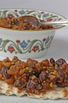 Find lots of Passover seder inspiration in this charoset recipe roundup. Charoset isn't just symbolic - it can be delicious too!