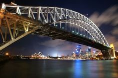 Le Harbour Bridge de Sydney