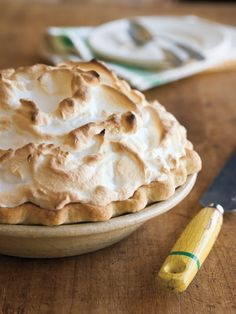 Mile-High Lemon Meringue Pie | Williams-Sonoma Taste