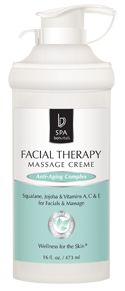 Facial Therapy Massage Creme