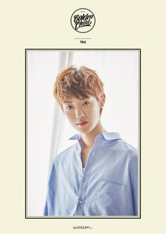 Golden Child released more individual photos of each of the members, as well as a
