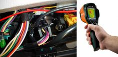 Why Car Enthusiasts Should Own an Infrared Camera: Find electrical problems