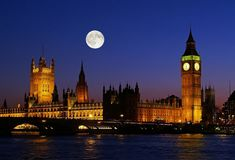 Buy Panorama Big Ben by on PhotoDune. Panorama of Big Ben and House of Parliament at River Thames International Landmark of London England United Kingdom a. Places Around The World, Oh The Places You'll Go, Places To Travel, Places To Visit, Around The Worlds, Big Ben Fotos, Dream Vacations, Vacation Spots, London Night