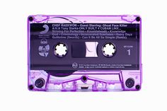 Raekwon - Only Built 4 Cuban Linx: The Purple Tape Watch Box (Cassette + Hardcover Book) Rainy Dayz, What's My Favorite Color, Hip Hop Classics, Wutang, Ghost Faces, Wu Tang Clan, Family Album, Video Game Art, Album Covers