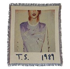 1989 ALBUM BLANKET: Taylor Swift Official Online Store // am I the only one who screamed?????????