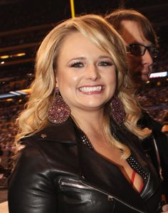 Miranda Lambert - Bridgestone Super Bowl XLVI Pregame Show