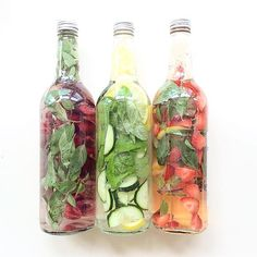 Infused water. Perfect for keeping me cool in this heat and during my medically induced menopause . Quick and easy to make, and very presentable!  Cherries and basil  Cucumber, lemon and mint (my favourite)  Strawberry, lemon and basil  Another good one is coriander and lime . What are your favourites to make?  #breastcancer #chemo #menopause #water #infusedwater #cool #summer #heatwave #healthy #inspo #staycool #infusion