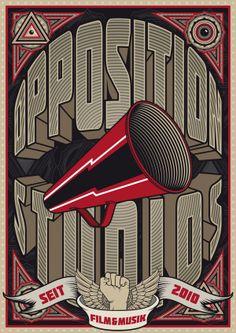 Opposition Studios on Behance