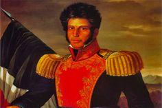 Vicente Guerrero, Presidente de México 1829.