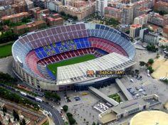 Camp Nou :: Home of FCB