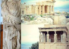 The Acropolis Collection Athens Greece Ancient by CestLaVieArt