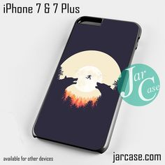 Jump and watched by wolves Phone case for iPhone 7 and 7 Plus