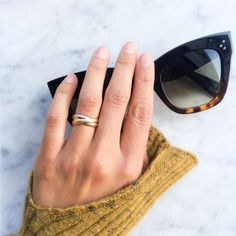 Cartier rings. April's ring