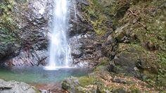 払沢の滝(東京都桧原村) Hossawa Falls in Tokyo, Japan