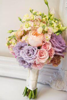 Living Fresh - Pastel Wedding Flowers