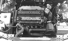 Rover M and T-Series engines Combustion Chamber, Honda S, New Engine, The Struts, Volvo, Engineering, Technology