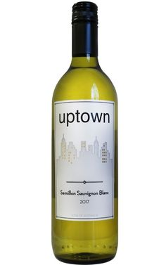 Uptown Semillon Sauvignon Blanc 2019 Australia - 12 Bottles Tropical Fruits, Sauvignon Blanc, Oysters, Bottles, White Wines, Fragrance, Australia, Canning, Home Canning