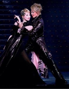 Chie & Nene of Takarazuka Revue