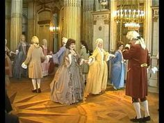 "18thC dance in motion! ""Upon a Summer's Day"" Country Dance. Barockfest Ludwigslust 2010"