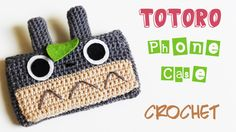 Crochet Phone Pouch Hello my crafty friends! Do you love Totoro? This is my second Totoro tutorial and this time I'll be showing you how to croche. Crochet Totoro, Pikachu Crochet, Plastic Bag Crochet, Crochet Pouch, Crochet Bags, Unique Crochet, Diy Crochet, Crochet Gifts, Beautiful Crochet
