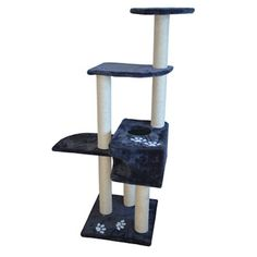 Iconic Pet Mid Condo Cat Tree/Furniture ** Read more  at the image link. (This is an affiliate link and I receive a commission for the sales)