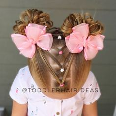 Likes, 21 Comments - Cami Toddler Hair Ideas ( on Instag. - The Right Hair Styles Baby Girl Hairstyles, Princess Hairstyles, Trendy Hairstyles, Braided Hairstyles, Hairdos, Wedding Hairstyles, Gorgeous Hairstyles, Easy Toddler Hairstyles, Girl Hair Dos