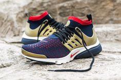 "Nike Air Presto Ultra Flyknit ""Olympic"" - EU Kicks: Sneaker Magazine"